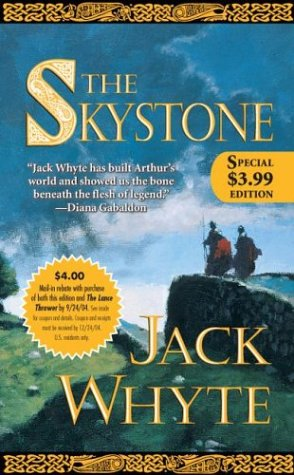 9780765350695: The Skystone (The Camulod Chronicles, Book 1)