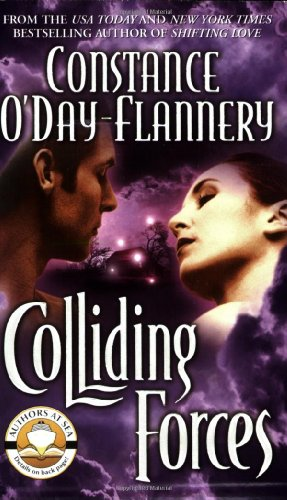 Colliding Forces (A Paranormal Romance)