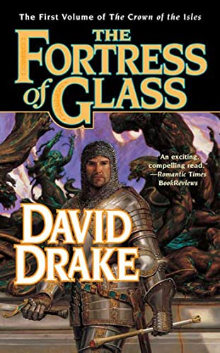 9780765351166: The Fortress of Glass (Crown of the Isles, Book 1)