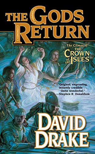 9780765351180: The Gods Return (The Crown of the Isles)