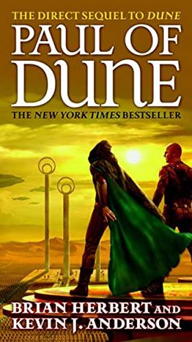 9780765351500: Paul of Dune: Book One of the Heroes of Dune (Dune, 6)