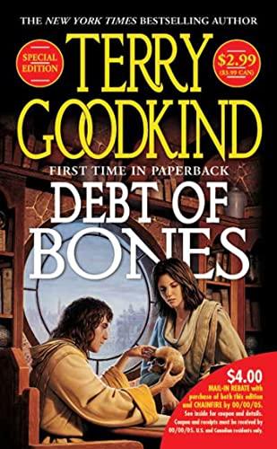 9780765351548: Debt of Bones