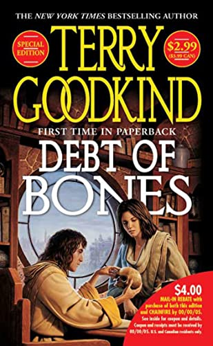 9780765351548: Debt of Bones (Sword of Truth Prequel Novel)