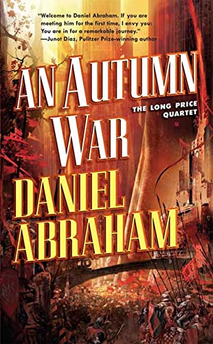 9780765351890: An Autumn War (The Long Price Quartet)