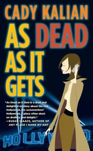 As Dead As It Gets (Maggie Mars Mysteries): Kalian, Cady