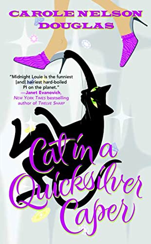 9780765352699: Cat in a Quicksilver Caper: A Midnight Louie Mystery