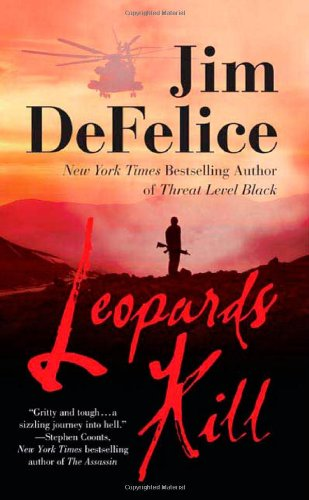 Leopards Kill: DeFelice, Jim