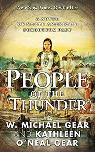 9780765352941: People of the Thunder: Book Two of the Moundville Duology (North America's Forgotten Past)