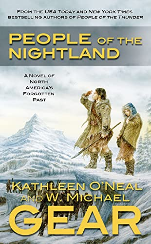 9780765352958: People of the Nightland: A Novel of North America's Forgotten Past