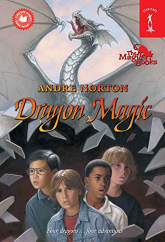 9780765353009: Dragon Magic: The Magic Books #4
