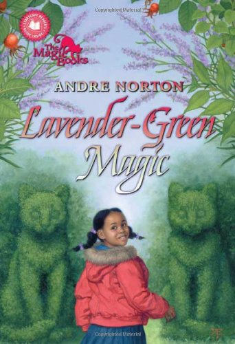 Lavender-Green Magic (Magic Books (TFH Publications)): Norton, Andre