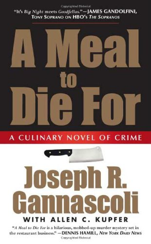 9780765353146: A Meal to Die For: A Culinary Novel of Crime