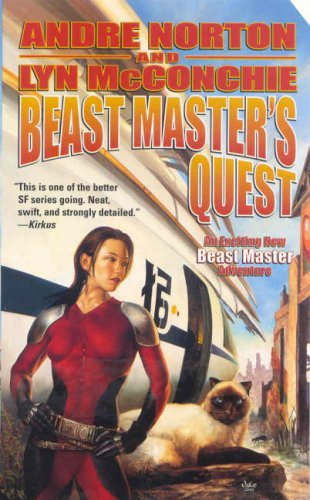 9780765353344: Beast Master's Quest
