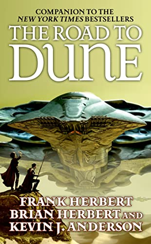 9780765353702: The Road to Dune