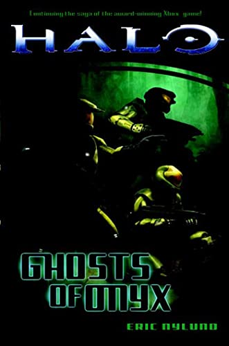 9780765354709: Ghosts of Onyx (Halo (Tor Paperback))