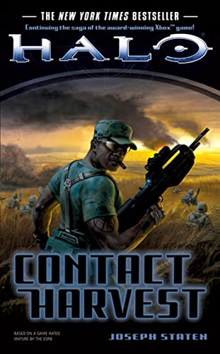 9780765354716: Halo: Contact Harvest