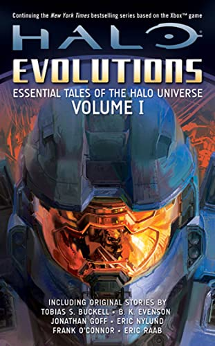 9780765354754: Halo Evolutions: Essential Tales of the Halo Universe: 1