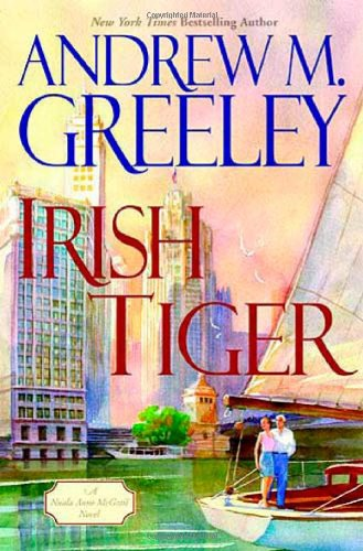 9780765355010: Irish Tiger: A Nuala Anne McGrail Novel (Nuala Anne McGrail Novels)