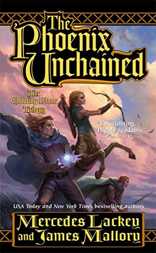 9780765355065: The Phoenix Unchained (Enduring Flame, Book 1)