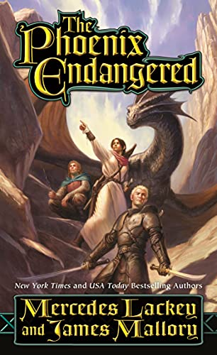 The Phoenix Endangered (Enduring Flame, Book 2)