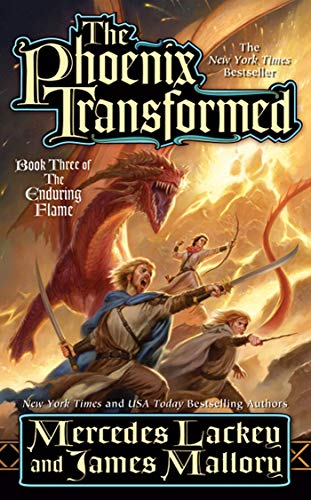 9780765355089: The Phoenix Transformed (Enduring Flame, Book 3) (The Enduring Flame)