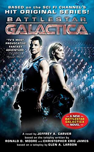 9780765355164: Battlestar Galactica
