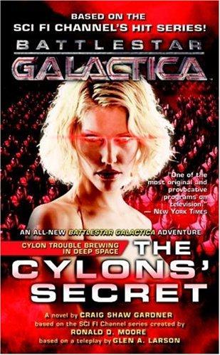 The Cylons' Secret: Battlestar Galactica 2: Gardner, Craig Shaw