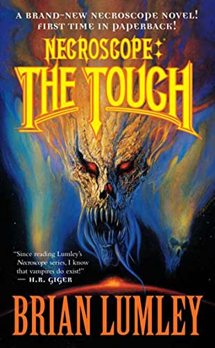 9780765355218: Necroscope: The Touch