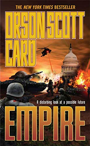 Empire (Tor Science Fiction): Orson Scott Card