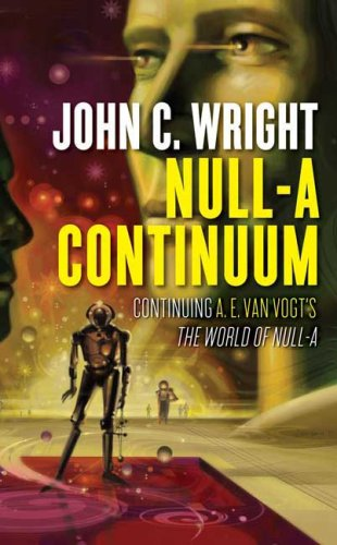 9780765355379: Null-A Continuum: Continuing A.E. Van Vogt's the World of Null-A