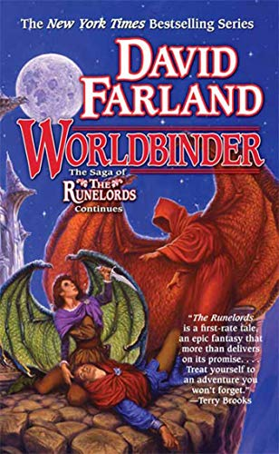 9780765355843: Worldbinder: The Sixth Book of the Runelords