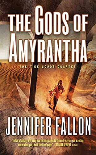9780765356086: The Gods of Amyrantha (The Tide Lords)