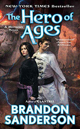 9780765356147: The Hero of Ages: Book Three of Mistborn