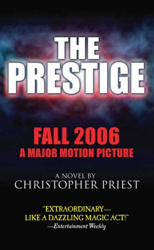 9780765356178: The Prestige (Movie Tie-in Edition)