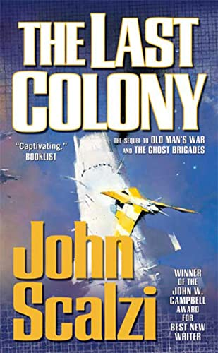 9780765356185: The Last Colony (Old Man's War)
