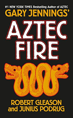 9780765356253: Aztec Fire
