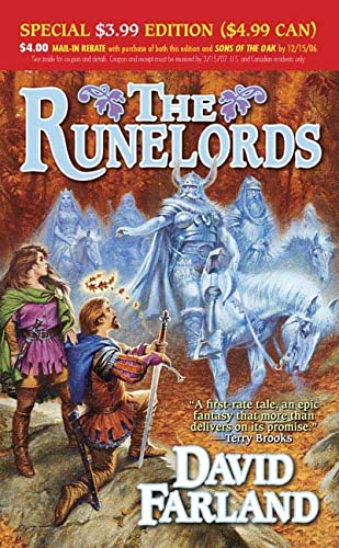 9780765356451: The Runelords