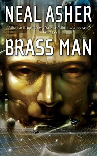 9780765356680: Brass Man (Agent Cormac)