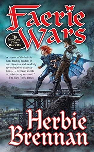 9780765356741: Faerie Wars (Faerie Wars, Book 1)
