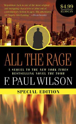 9780765357045: All the Rage (Repairman Jack)
