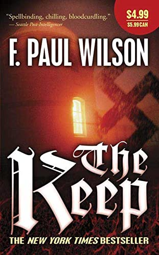 9780765357052: The Keep (Adversary Cycle/Repairman Jack)