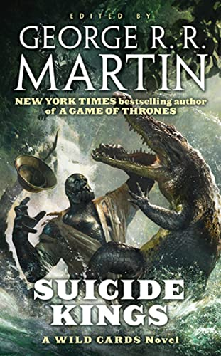 9780765357144: Suicide Kings (Wild Cards)