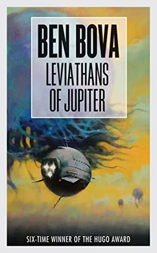 9780765357250: Leviathans of Jupiter (The Grand Tour)