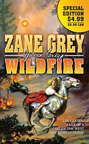 Wildfire: Grey, Zane