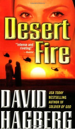 Desert Fire (McGarvey) (076535800X) by David Hagberg; Sean Flannery
