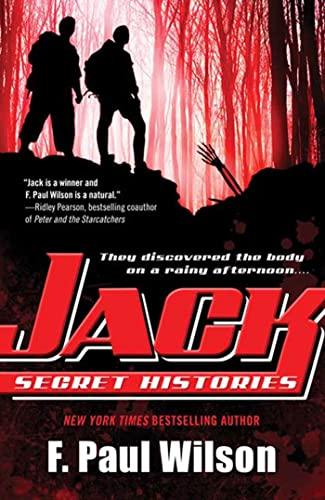 9780765358110: Jack: Secret Histories (Repairman Jack)