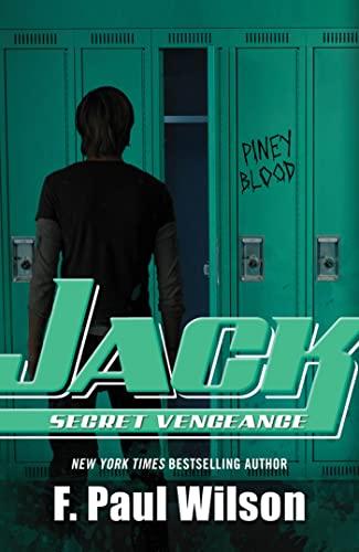 9780765358134: Jack: Secret Vengeance (Repairman Jack)
