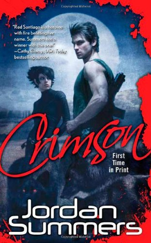 Crimson (Dead World, Book 3): Summers, Jordan