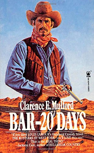 Bar-20 Days (A Hopalong Cassidy Novel)