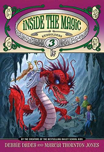 9780765359841: Keyholders #3: Inside the Magic (Keyholders Series)
